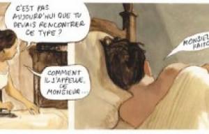 Manuele Fior commente une séquence de sa BD 'Les variations d'Orsay'
