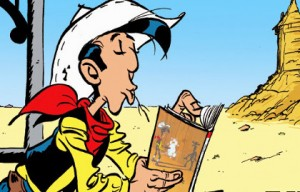 Jul, nouveau scénariste de 'Lucky Luke'