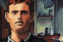 Denis Lapière, scénariste de la BD 'Martin Eden', d'après le roman de Jack London