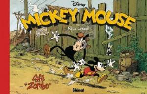 'Mickey Mouse, Café Zombo' par Régis Loisel