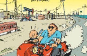 'Gérard, cinq années dans les pattes de Depardieu'. Mathieu Sapin.