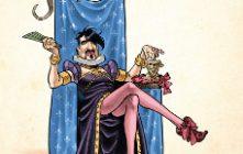 'Henriquet, l'homme-reine'. Richard Guérineau.