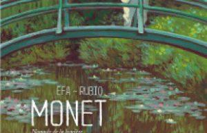 'Monet. Nomade de la lumière.', Efa, Rubio.