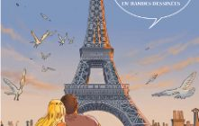 'Guide de Paris en bandes dessinées'. Olivier Petit.