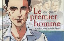 expo Jacques Ferrandez : l'oeuvre d'Albert Camus en bande dessinée, galerie Gallimard à Paris
