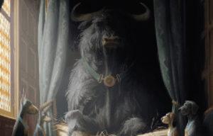 'Le château des animaux'. Delep, Dorison