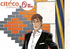 Expo 'Largo Winch aventurier de l'économie', Citéco, Paris, jusqu'au 12 février 2021