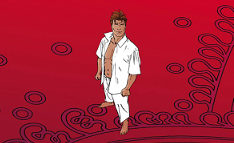 'Largo Winch, l'art du dessin de Philippe Francq'