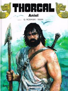 'Thorgal', 'Aniel'. Yann, G. Rosinski