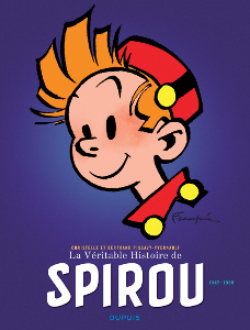 La véritable histoire de Spirou, 1947 – 1955