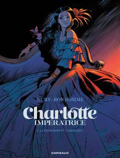 M. Bonhomme commente une séquence de 'Charlotte impératrice'