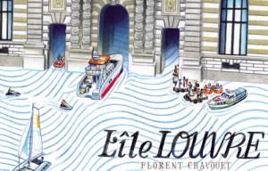 gagnez la BD 'L'île Louvre'