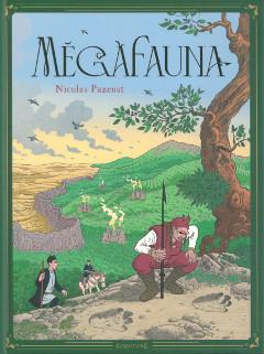 'Mégafauna'. Nicolas Puzenat