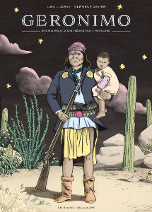 'Geronimo'. Lisa Lugrin, Clément Xavier.