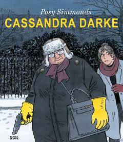 BD RTL du mois d'avril : Cassandra Darke