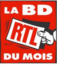 'Une soeur' de Bastien Vivès : BD RTL du mois de mai.