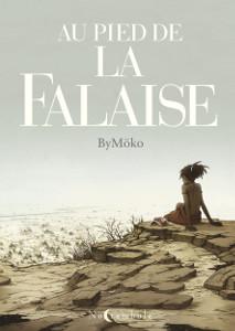 'Au pied de la falaise'. ByMöko.