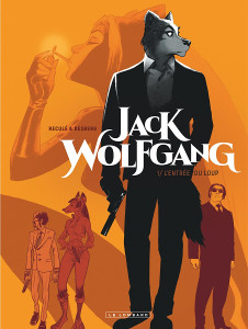 'Jack Wolfgang'. Desberg, Reculé.
