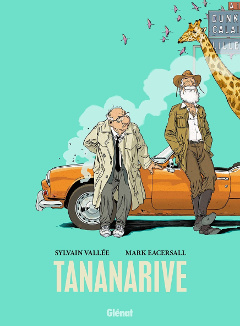 BD RTL de septembre : 'Tananarive'. Sylvain Vallée, Mark Eacersall