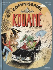 'Commissaire Kouamé'. Abouet, Mary.