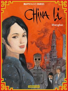'China Li'. Maryse & Jean-François Charles