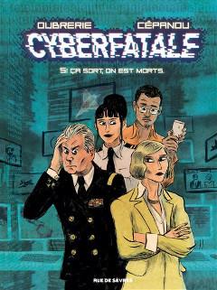 'Cyberfatale'. Oubrerie, Cépanou.