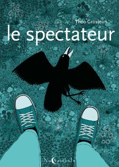 'Le spectateur'. Théo Grosjean